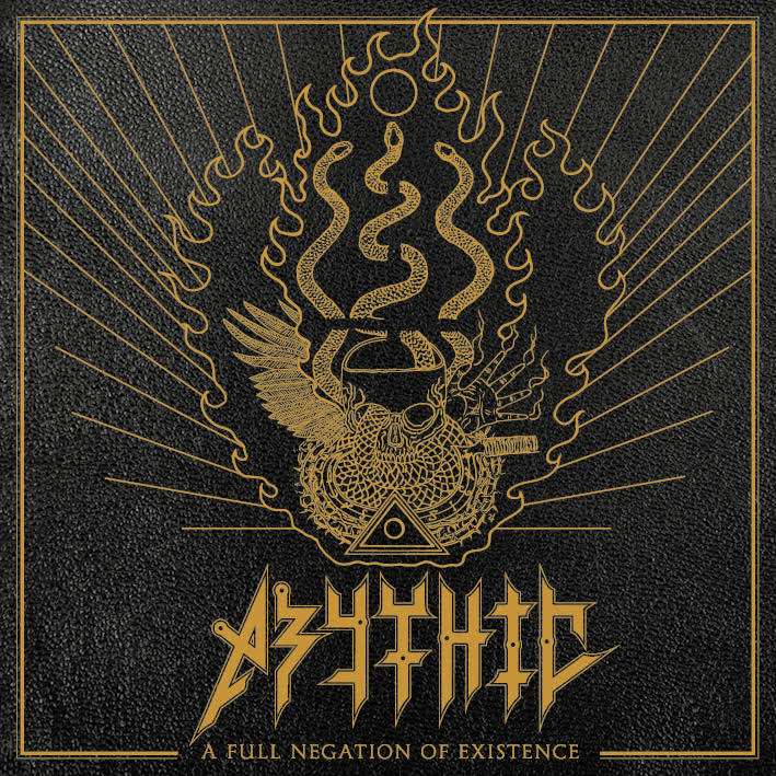 Abythic -A Full Negation Of Existence- Mini LP/Mini CD